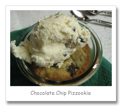 Chocolate Chip Pizzookie
